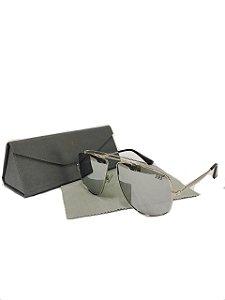 Óculos de Sol Aviador Espelhado Detrick