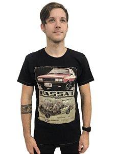 Camiseta Algodão Carros Passat