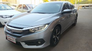 CIVIC EX 2.0 FLEX COMPLETO 2018