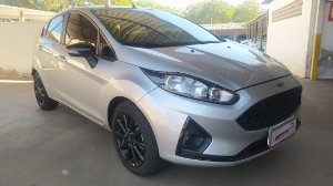 FIESTA HATCH SEL STYLE 1.0 TURBO FLEX 2018