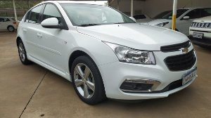 CRUZE HATCH LT 1.8 FLEX