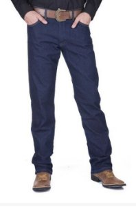 Calça Wrangler masculina Amaciado com Elastano Cowboy Cut Ref. 13MWEPW36UN