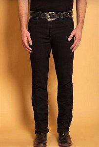Calça masculina Tassa Jeans Cowboy Cut Preto Ref.3319
