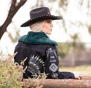 Jaqueta Zenz Western Tomahawk Black