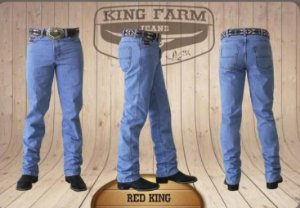 Calça King Farm RED