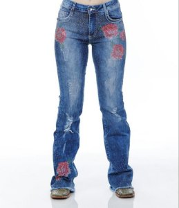 Calça Feminina Miss Country Cowgirl