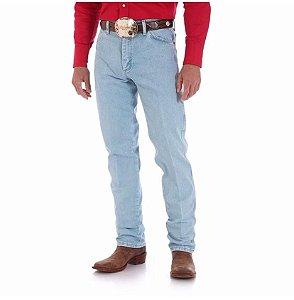 Calça Wrangler Masculina Delave Cowboy Cut 13MEWSB36UN
