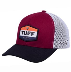 Boné Tuff  Vinho/Preto