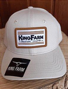 Boné King Farm