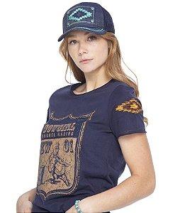 T-shirt Zenz Blue Berry