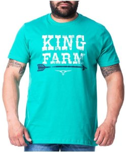 Camiseta King Farm