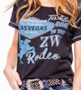 T- Shirt Feminina ZenzWestern