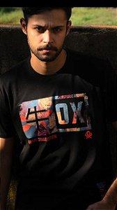 Camiseta Masculina Ox Horns