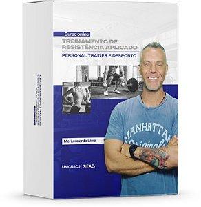 Treinamento de Resistência Aplicado: Personal Trainer e Desporto