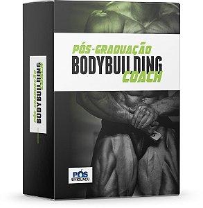 PÓS-GRADUAÇÃO: Bodybuilding Coach