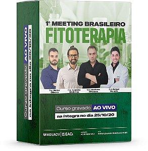 1º Meeting Brasileiro de Fitoterapia