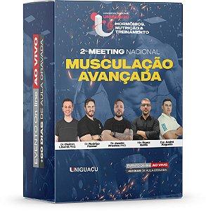 2º Meeting Nacional de Musculação Avançada