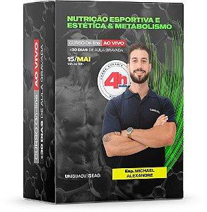 Nutrição Esportiva e Estética & Metabolismo