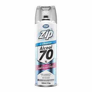 Álcool Spray Aerosol 70% Multiuso My Place Z-Cleaner 300ml
