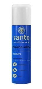BIOECO DEO MASCULINO 166ML - SANTO COSMETICA