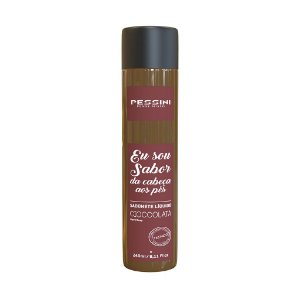 SABONETE SENSUAL CHOCCOLATA - 240ML - PESSINI