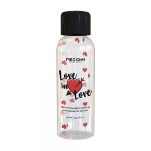 LOVE IN LOVE - OLEO PARA MASSAGEM CORPORAL  - PESSINI