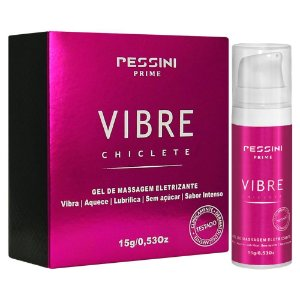 VIBRE CHICLETE 15G - PESSINI