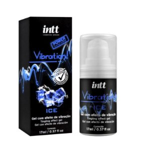 GEL FUNCIONAL VIBRATION ICE POWER 17ML - INTT