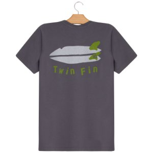 Camiseta Twin Fin 2Gn.