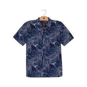 Camisa L'océan em Viscose