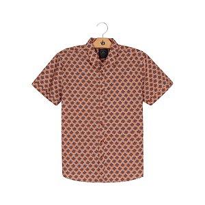Camisa Indien em Tricoline