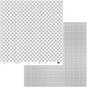 Folha para Scrap My Grid 01