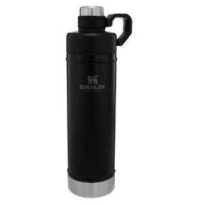 Garrafa Térmica Stanley Hydration Black 750ml