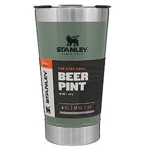 Copo Térmico Stanley para Cerveja Verde Hammertone 473ml