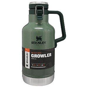 Growler Térmico Stanley Verde Hammertone 1,9L