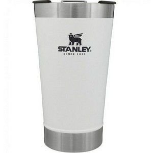 Copo Térmico Stanley de Cerveja Branco com Tampa 473ML