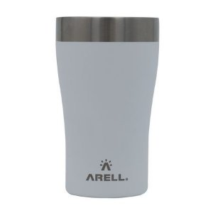 Copo Térmico de Cerveja 500ml Branco Iceberg - ARELL