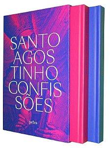 Box Confissoes de Santo Agostinho