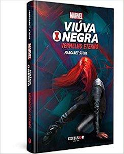 Viúva Negra - Vermelho Eterno
