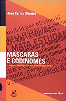 Livro - Máscaras e codinomes