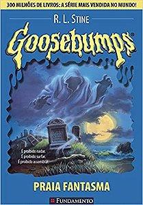 GOOSEBUMPS 05 - PRAIA FANTASMA