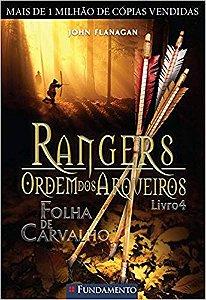 Rangers - Ordem dos arqueiros - Livro 04: Folha de carvalho