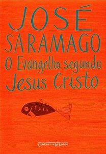 O evangelho segundo Jesus Cristo - Ed. Bolso
