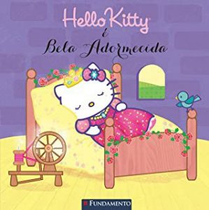 Hello Kitty É Bela Adormecida