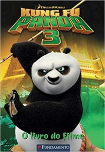 Kung Fu Panda 3. O Livro do Filme Tracey West