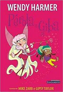 Livro - Pérola e Giba