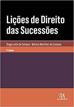 LICOES DE DIREITO DAS SUCESSOES - 2019