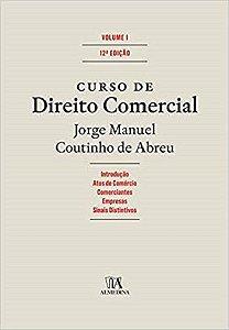 Curso de Direito Comercial (Volume 1)
