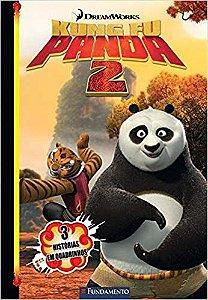 Kung Fu Panda 2. Histórias em Quadrinhos
