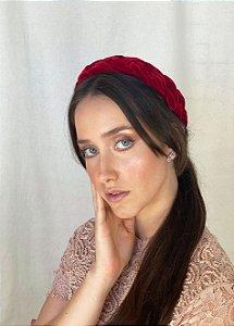 Tiara Isla - Velvet Vermelha